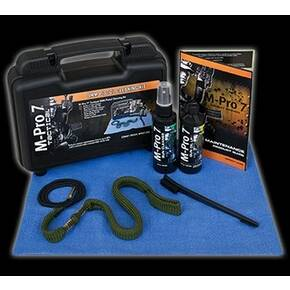 Hoppe's M-PRO7 Tactical 9mm Pistol Cleaning Kit