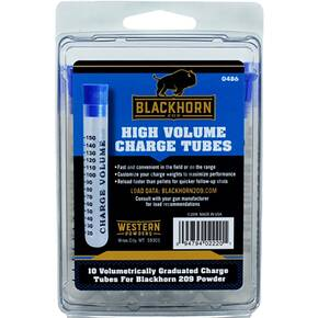 Accure Blackhorn 209 150 Charge Tubes 10/pk
