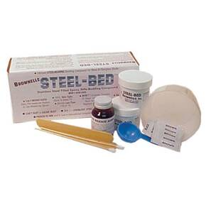 Brownells Acraglas Steel Bedding Kit