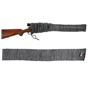 Allen Shotgun Scoped Sock - Grey Heather