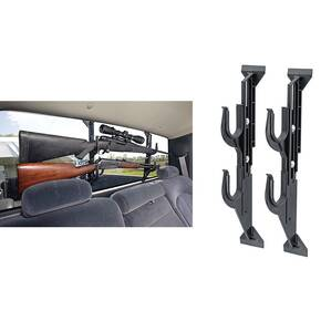 Allen Two Place Molded Gun Bow and Tool Rack