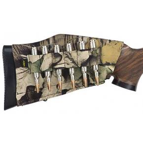 Allen Company Buttstock Shell Holder Mossy Oak Break-Up Rifle