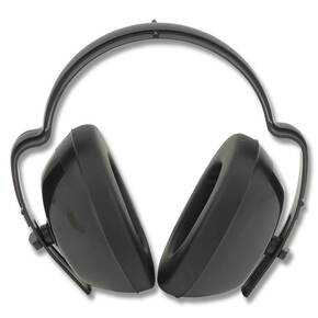 Allen Company MUFF STYLE HEARING PROTECT. BLK