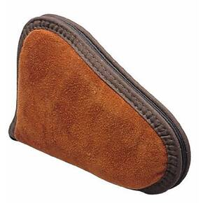 Allen Suede Leather Handgun Case