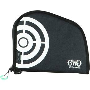 Gwg On Target Handgun Case 8In Pistol Black