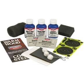 Birchwood Casey Perma Blue Liquid Gun Blue Finishing Liquid Kit