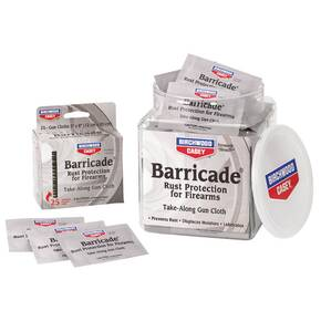 Birchwood Casey Barricade Take-Along Packets