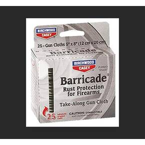 Birchwood Casey Barricade Take-Along Gun Cloths - 2000 Packets