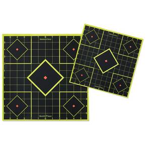 "Birchwood Casey Shoot-N-C Sight-In Targets 8"", 15/Pack"