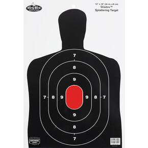 Birchwood Casey Dirty Bird BC27 Shadow Target, 8/Pack