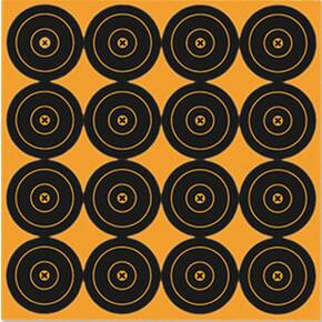 "Birchwood Casey Big Burst Revealing Targets 3"" - 48/Pack"