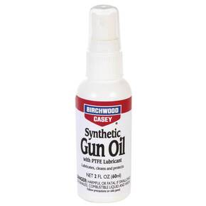 Birchwood Casey Synthetic Gun Oil with PTFE Lubricant