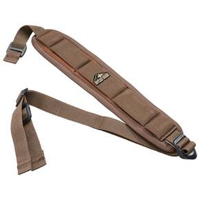 Butler Creek Comfort Stretch Rifle Sling - Brown