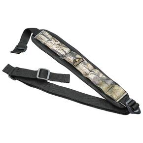 Butler Creek Comfort Stretch Rifle Sling - Real Tree Xtra
