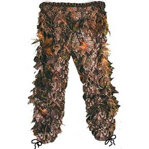 "Bug Tamer 3-D Big Leaf DoubleGuard Bug Tamer Plus Pants - Mossy Oak Break-Up Medium 32-34"" Waist"