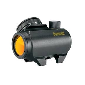 Bushnell Trophy Tactical Red Dot Sight - 1x25mm 3 MOA Red Dot Reticle