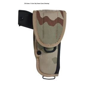 Bianchi Model UM84II Universal Military Holster, OD Green