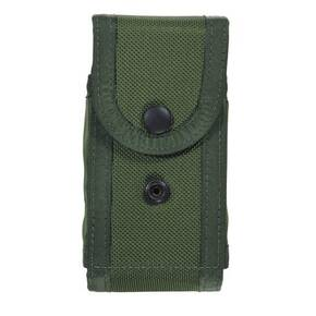 Bianchi Model M1030 Military Mag Pouch, Nylon OD Green