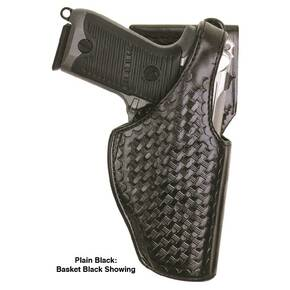 Bianchi Model 97A Grabber Holster, Sig Sauer P226, Right Hand, Plain Black