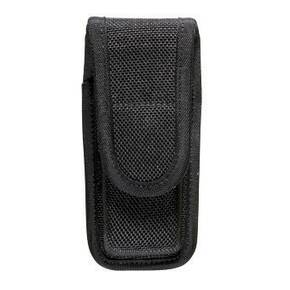 Bianchi Model 7303 AccuMold Single Mag/Knife Pouch, Ruger P90, Black
