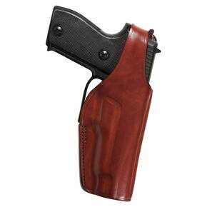 Bianchi Model 19L Thumbsnap- Browning Hi-Power, Right Hand, Plain Tan
