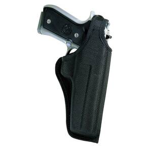 Bianchi Model 7001 AccuMold Thumbsnap Holster, for Glock 17, 20, 21, Right Hand, Black
