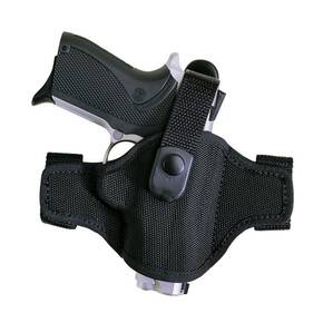 Bianchi Model 7506 AccuMold Belt Slide, Beretta 8000, 8040, Right Hand, Black