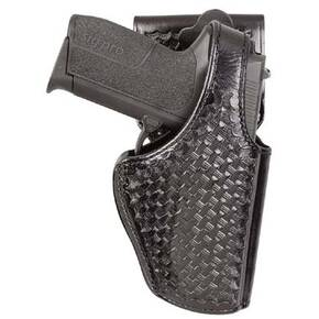 Bianchi Model 397 Tornado SLR Holster, S&W 4006 .40 Cal., Left Hand, Plain Black
