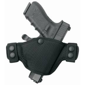 Bianchi Model 4584 Evader Holster, for Glock 17/22, 20/21, 19/23, Right Hand, Black