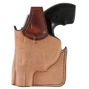 Bianchi Model 152 Pocket Piece Holster-Style 152, Ruger LCP .380 ACP, Right Hand, Plain Tan