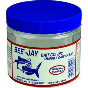 Bee-Jay Catfish Dough Bait 14 oz - Original