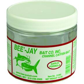 Bee-Jay Catfish Dough Bait 14 oz - Garlic