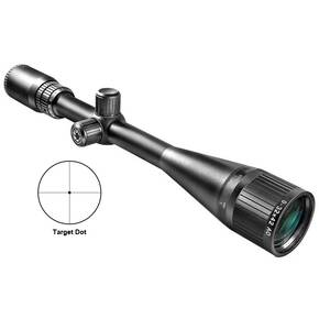"Barska Varmint Series AO Rifle Scope - 8-32x42mm AO Target Dot 11.5-3.7' 3.6"" Matte"