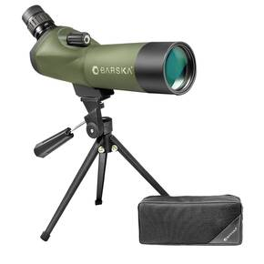 Barska Blackhawk WP Spotting Scope w/Tripod & Case - 18-36x50mm - Matte