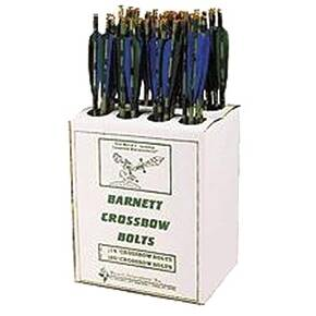 "Barnett Crossbow Bolts, 22"" - 48pk (Bulk)"
