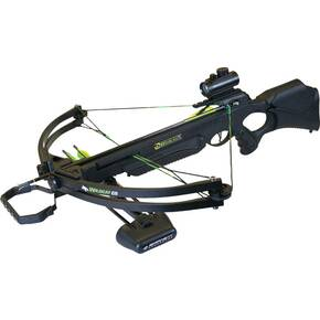 Barnett Wildcat C5 Crossbow Package with Red Dot Sight, Black