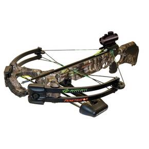 Barnett Penetrator Crossbow Package w/ Red Dot Sight - HD Camo