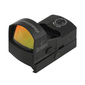 Burris FastFire 3 Red Dot Sight with Picatinny Mount - 21x15mm Clear Objective Lens Diameter FastFire 8 MOA Dot