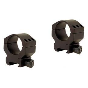 Burris 2-Piece Aluminum XTR Xtreme Tactical Rings 30mm Medium Matte