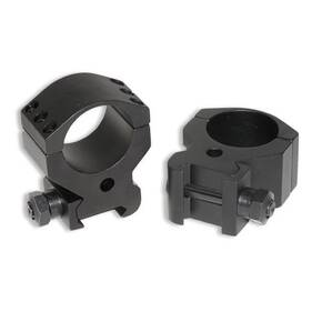 Burris 2-Piece Aluminum XTR Xtreme Tactical Rings 30mm High Matte