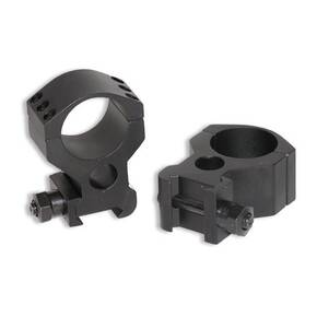Burris 2-Piece Aluminum XTR Xtreme Tactical Rings 30mm X-High Matte