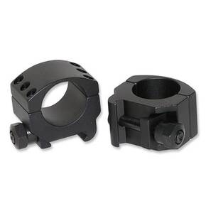 "Burris 2-Piece Aluminum XTR Xtreme Tactical Rings 1"" Low Matte"