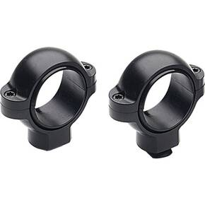 Burris Steel Signature Universal Rings Dovetail Front, Windage Adjustable Rear 30mm Medium Matte