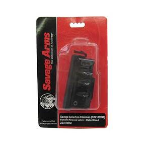 Savage Arms Axis 11-111/10-110 Magazine .223 Rem .222 Rem Blued Steel 5/rd