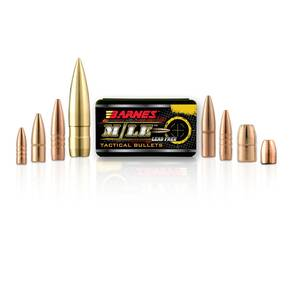 Barnes M/LE TAC-RRLP Rifle Bullets 6.8mm .277 85 gr RRLP-FB 100/ct
