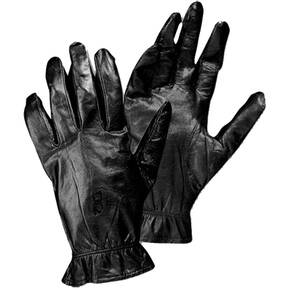 Bob Allen 313 Premier Leather Insulated Gloves - Black Medium