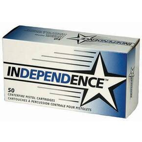 Independence Handgun Ammunition .45 ACP  FMJ  50/box