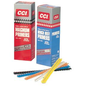CCI APS Primers Mag Large Rifle