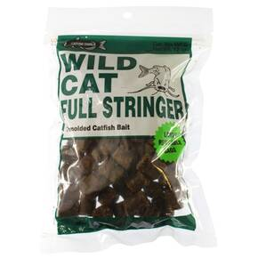 Catfish Charlie Dough Balls Wildcat Catfish Lure 14 oz - Full Stranger