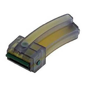 Champion Shooters Ridge 10/22 Double Stack Magazine .17 HMR / .22 WMR Clear Polymer 25/rd